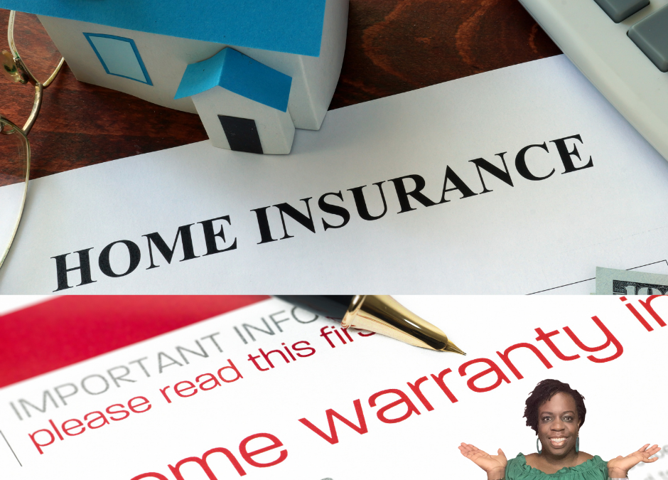 Don't Confuse a Home Warranty with Home Insurance